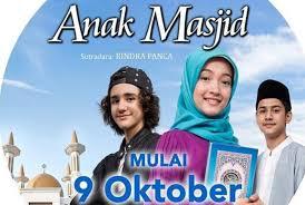 Lirik Lagu Ost. Anak Mesjid SCTV