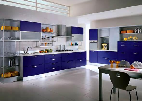 Modern Kitchen Interior Design | Model Home Interiors