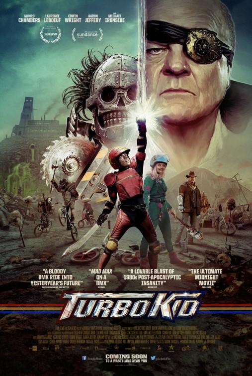 Turbo Kid - Full HD 1080p - Legendado