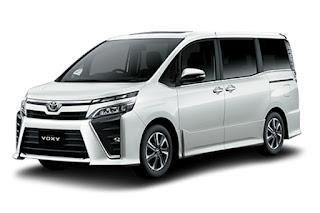 Rental / Sewa Mobil Bulanan TOYOTA VOXY di Jakarta
