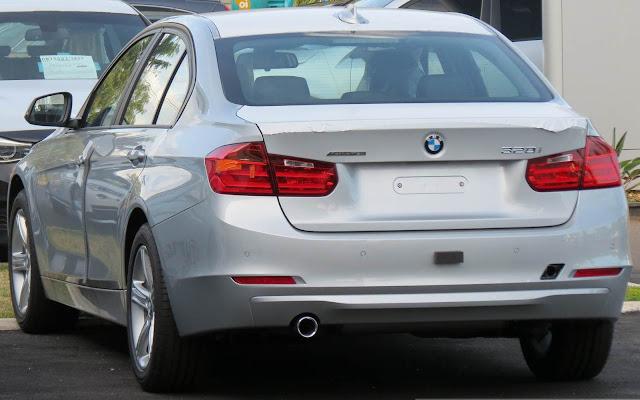 BMW Série 3 2019 - desconto