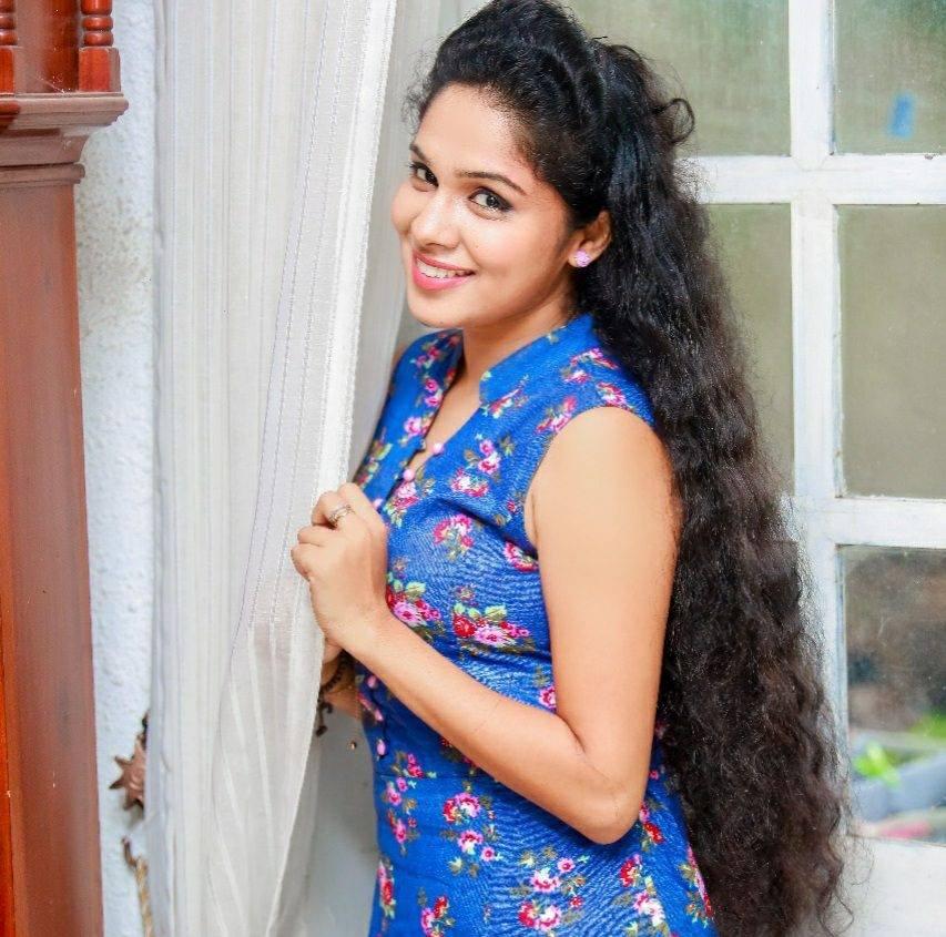 Actress  Models Sinethi Akila - Sri Lankan Beautiful,Hot -3081