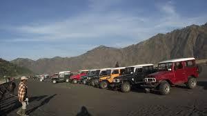 Sewa Jeep di Bromo Murah