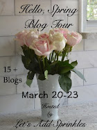 Participating in the Spring Blog Tour~ March 20-23