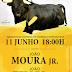 O Cartel para dia 11 de Junho em Reguemgos de Monsaraz.