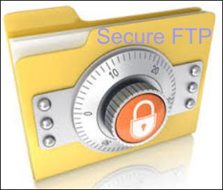 Secure FTP Server