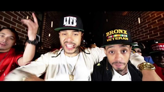 Recc A Million - Walk In (Feat. Cory Gunz) [Vídeo]