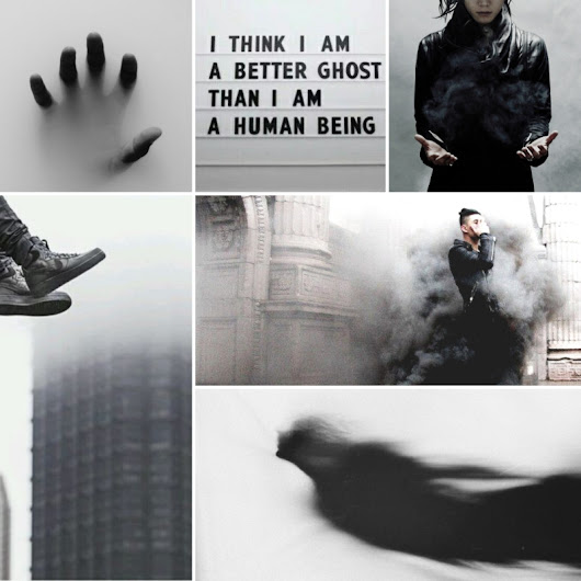 """Unexpected Inspiration"" aesthetic: Etri's Shadow"