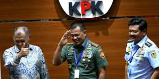 Tak Pandang Bulu .. Galaknya Panglima TNI Habisi Komplotan Jenderal Korup!