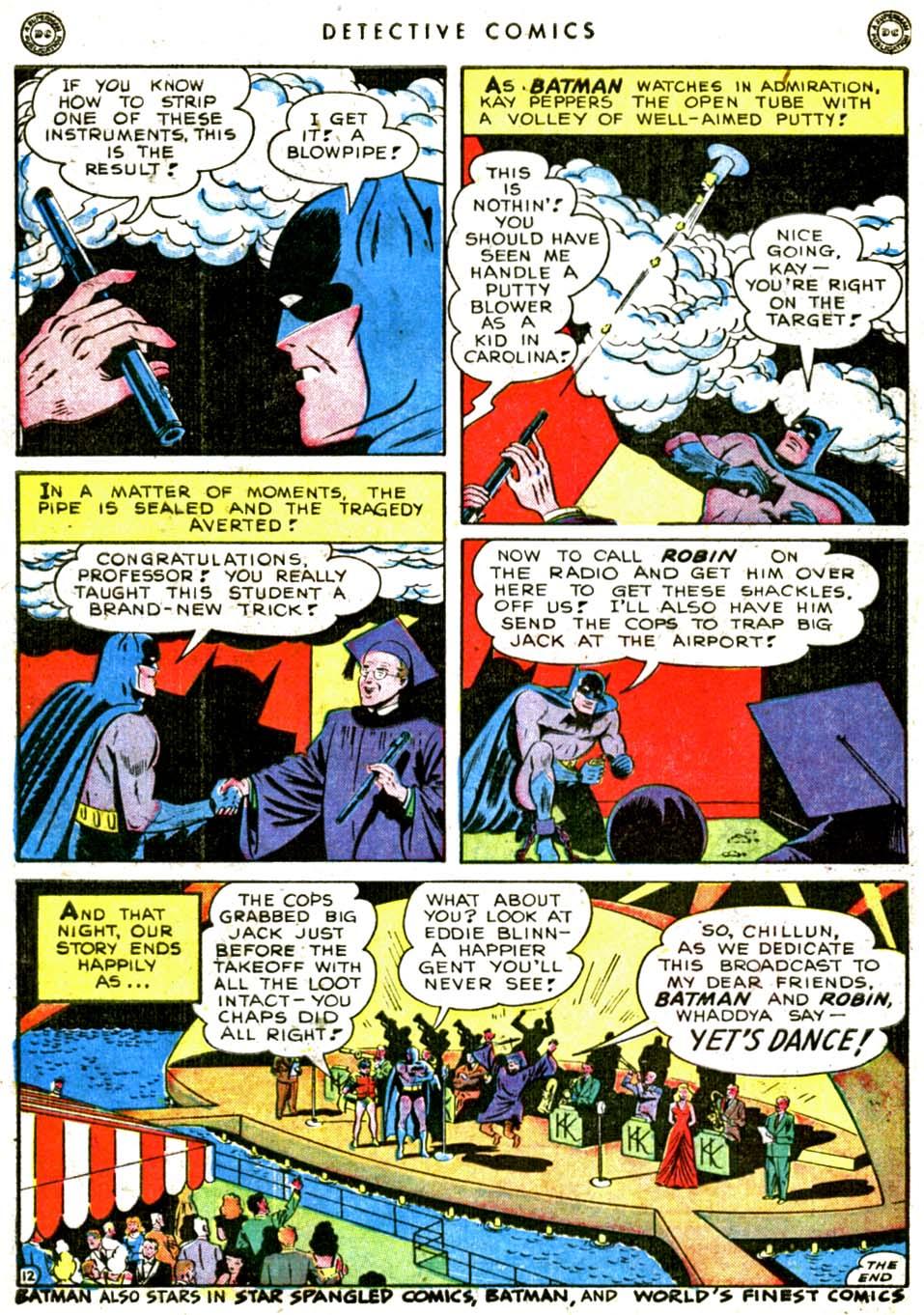 Read online Detective Comics (1937) comic -  Issue #144 - 14