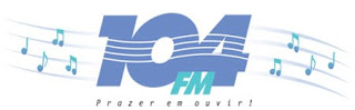 Rádio 104 FM 104,7 de Parnamirim RN