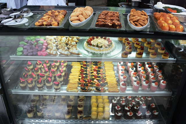 Indigo Pearl Phuket desserts