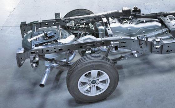 1999 Ford F250 Suspension Diagram