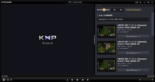 KMPlayer Terbaru v4.2.2.7 Final Offline Installer