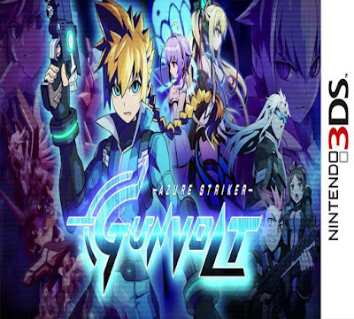 Azure Striker Gunvolt Striker Decrypted 3DS USA