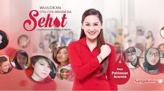 Kontes Foto Cita Cita Indonesia Sehat Sangobion berhadiah Voucher 10 juta