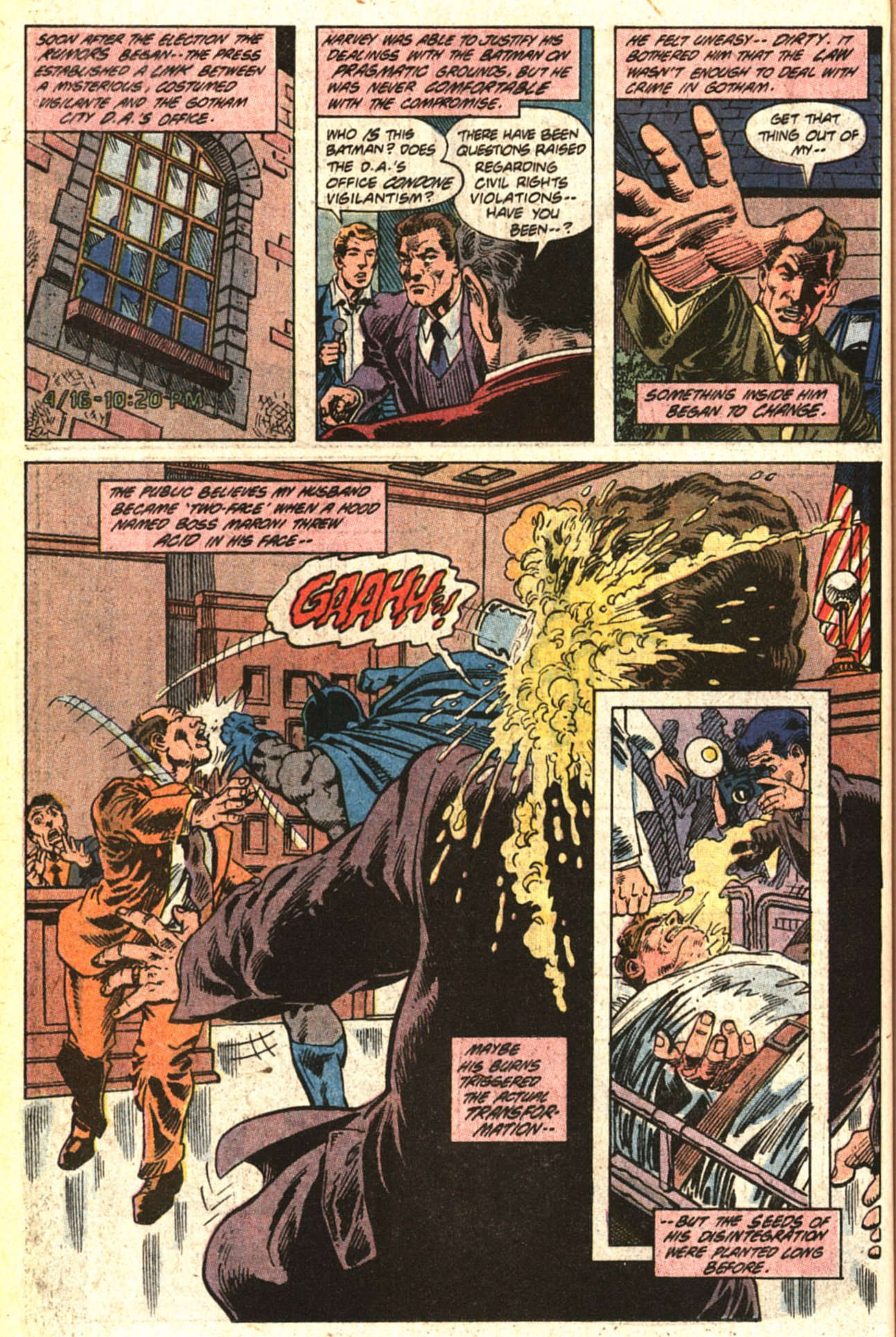 Read online Secret Origins (1986) comic -  Issue # _Special 1 - 43