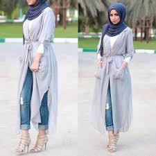 Fashion Wanita Hijab Casual