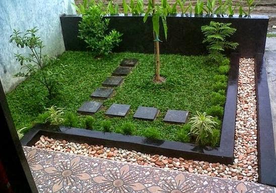 80 Koleksi Desain Taman Rumah Minimalis Type 36 Gratis Terbaik