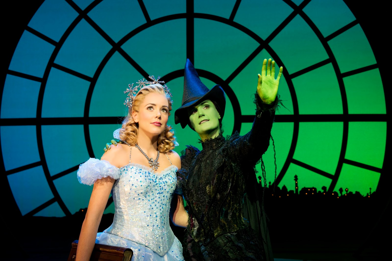 A Scene from Wicked