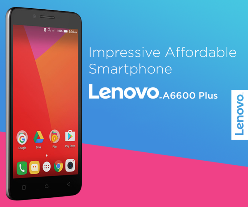 Lenovo A6600 Plus Arrives In PH For PHP 5999!