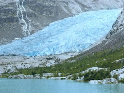 Glaciares en Noruega – Nigardsbreen, en el corazón de Noruega