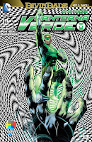 Os Novos 52! Lanterna Verde #36