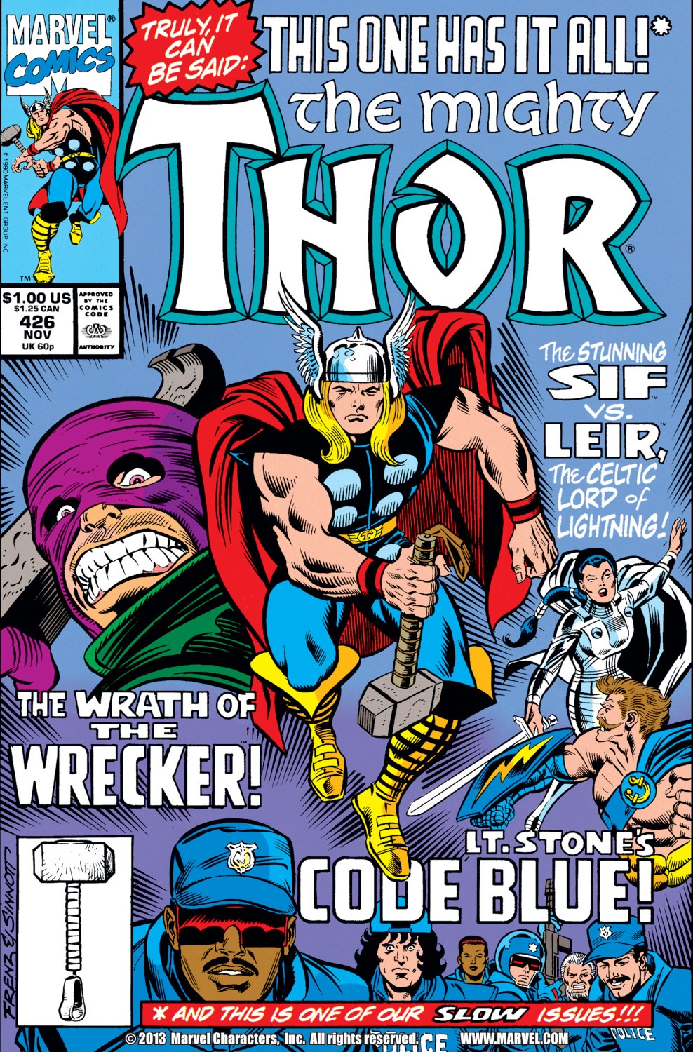 Thor (1966) 426 Page 1