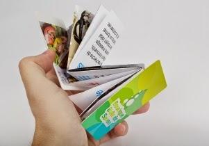 Lorsquelle Est Pliee La Cartapli A Le Format Dune Carte De Credit Qui Tient Dans Poche Depliee Elle Devoile Toutes Les Informations Que Vous