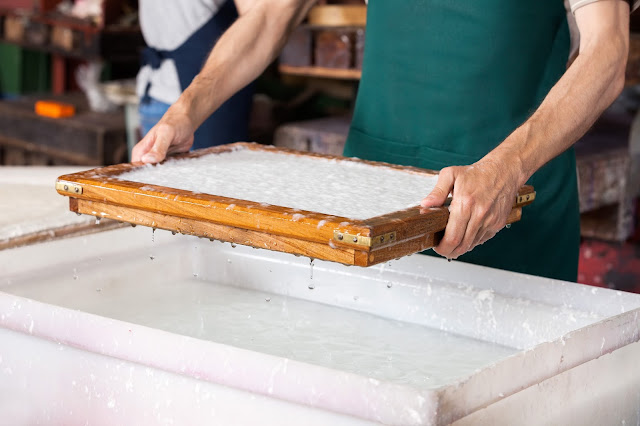 Making Handmade Paper
