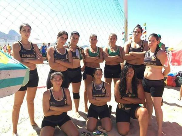 No al bikini obligatorio en Beach Handball