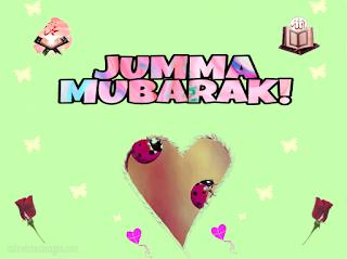 Jumma mubarak hd images
