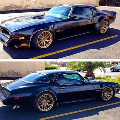 WOW - 1979 Pontiac Firebird Trans Am TA with screamin' chicken