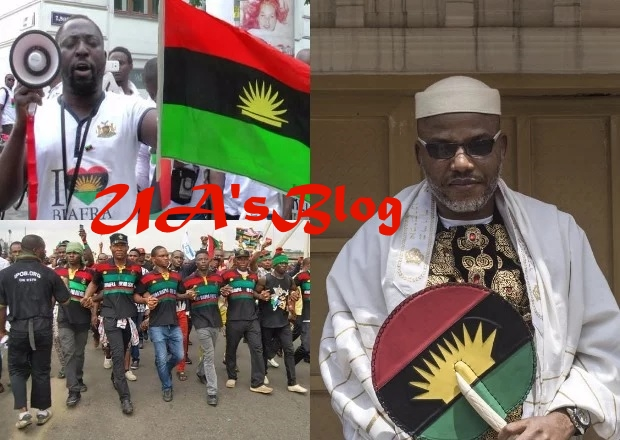 Biafra: Police speaks on IPOB leader, Nnamdi Kanu's whereabouts