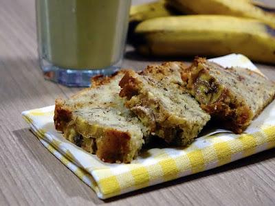 ricetta torta banane mature