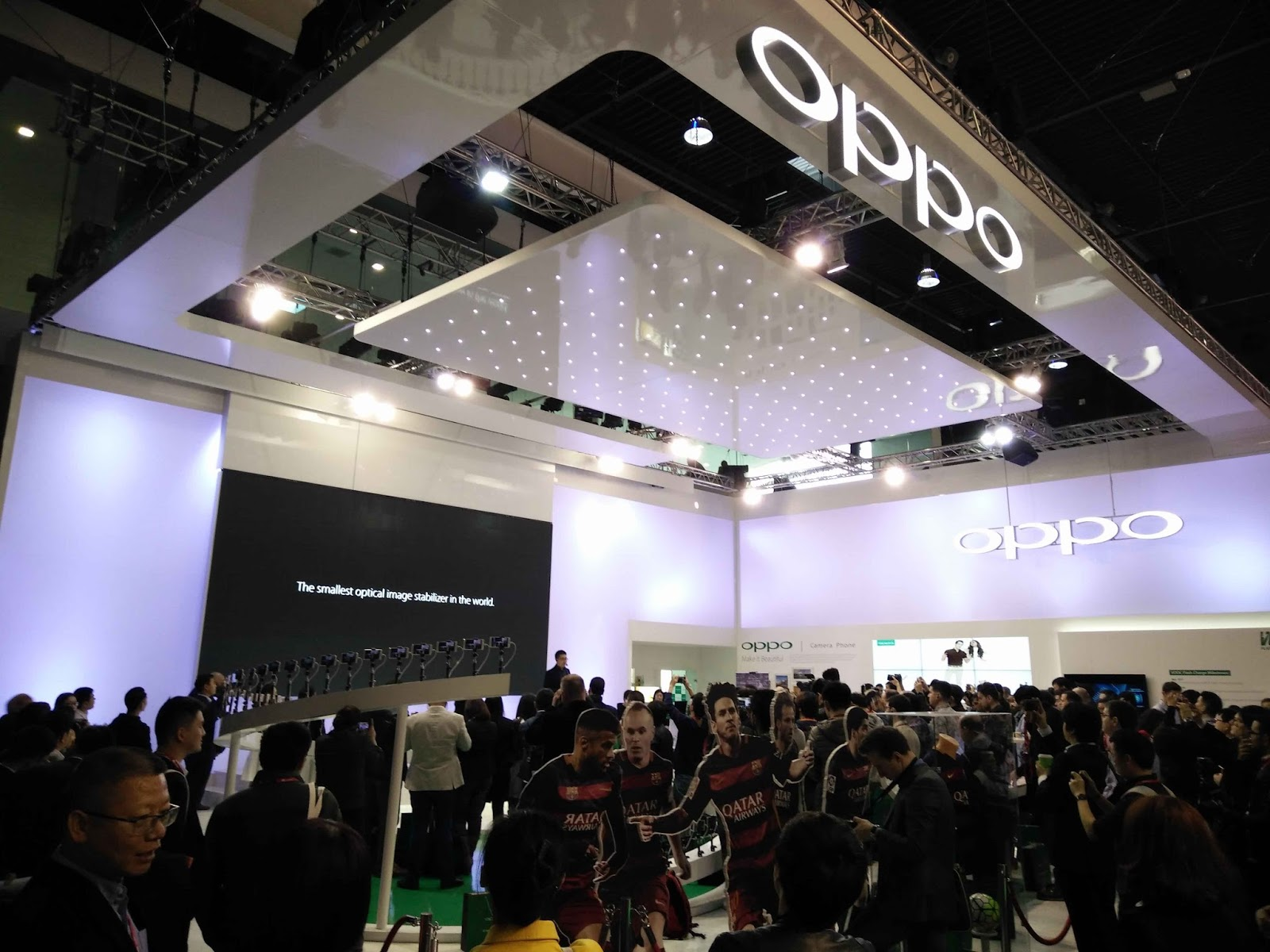 OPPO at MWC 2016