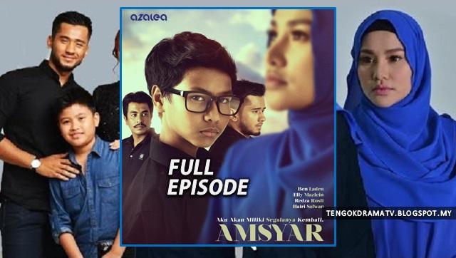 Drama Amsyar Lakonan Ben Laden – Full Episod