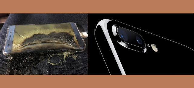 According to the KGI Securities Analyst Ming-Chi Kuo, Apple could increase a iPhone sales and millions of users to switch to iPhone 7 and iPhone 7 Plus with the discontinuation of Samsung's Galaxy Note 7(due to exploding batteries).
