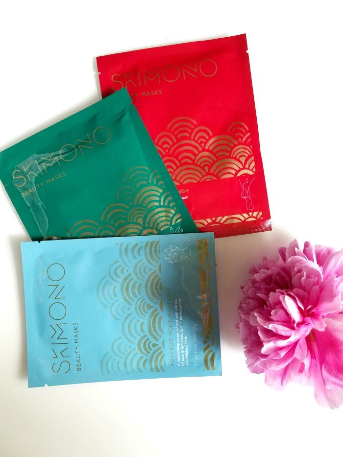 SKIMONO Beauty Masks - Luxus Sheet Masken für Gesicht, Hände & Füße - Review Madame Keke Luxury Beauty Blog