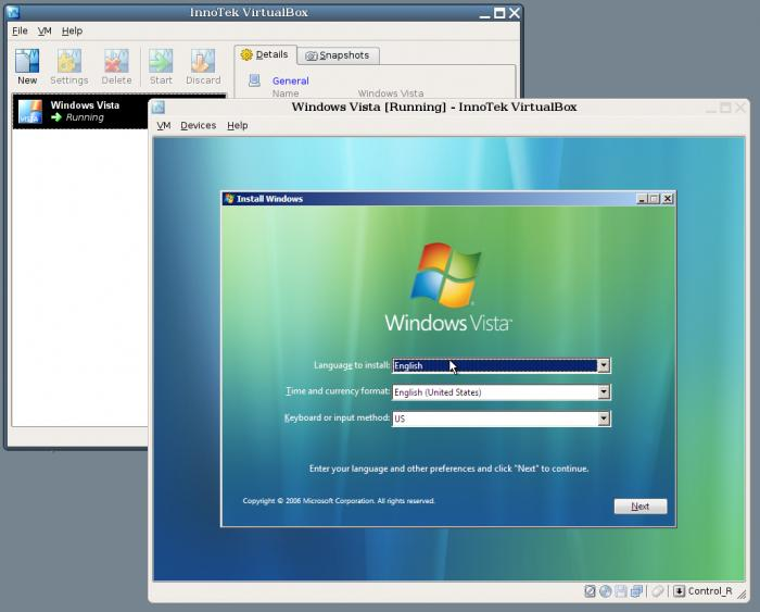 VirtualBox 5.1.24 Build 117012