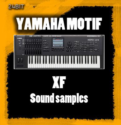 Yamaha Motif XF KONTAKT ~ VST PEDIA