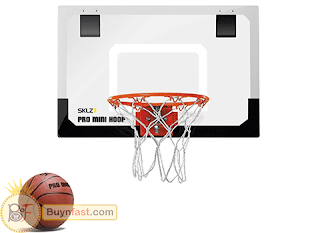 SKLW Pro Mini Basketball Hoop For Your Own Entertainment