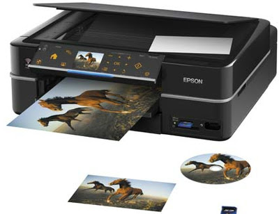 Epson Stylus TX720WD Driver Download