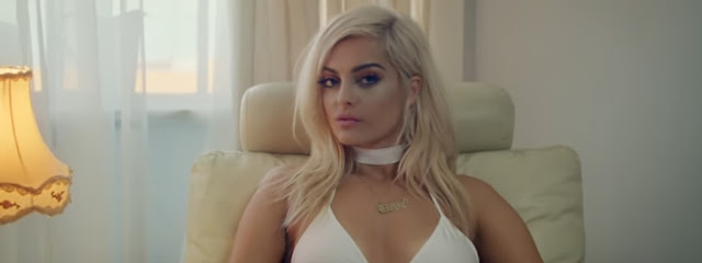 "Bebe Rexha Premieres ""F.F.F. (Fuck Fake Friends)"" Video"