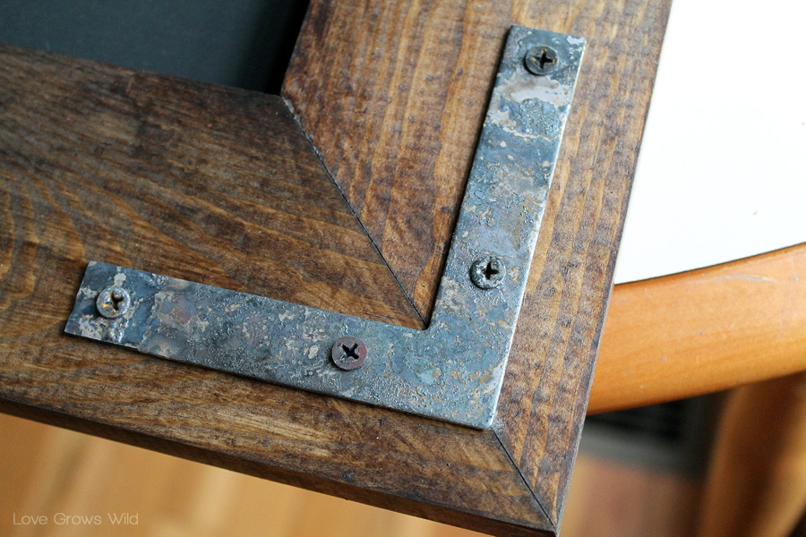 How To Instantly Age New Hardware Perfect For Rustic Decor At Lovegrowswild