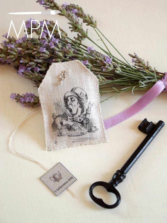 Bustina da tè Alice nel Paese delle Meraviglie