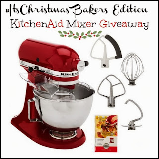 Enter the It's Christmas Baker's Edition Giveaway. Ends 12/9.