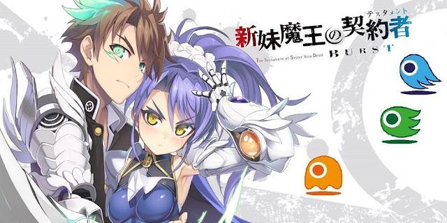 Shinmai Maou No Testament Burst tập 10_end vietsub tập cuối
