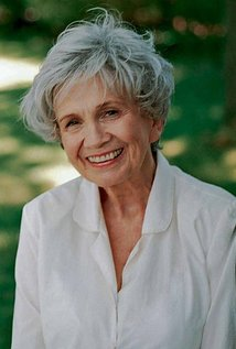 Alice Munro. Director of Hateship Loveship