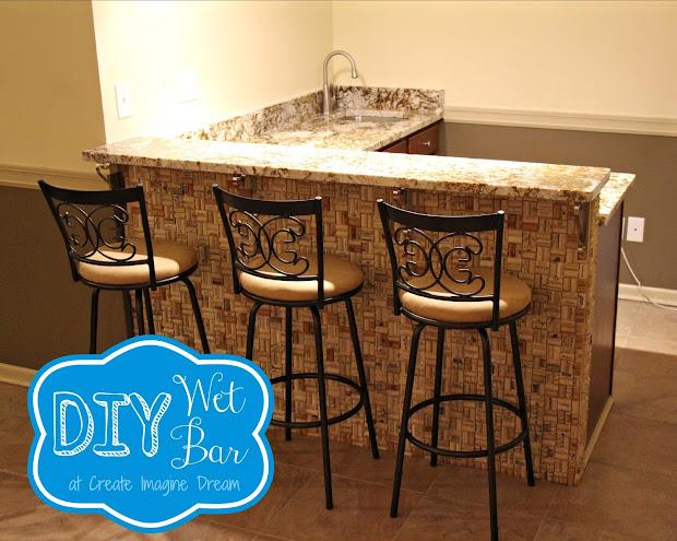 Build A Wet Bar - Home Design Ideas